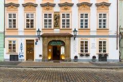 Ulicy stary Praga Zdjęcia Royalty Free