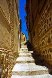 ulicy Toledo fotografia stock