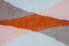 Uliczna sztuka - minimalizm Fotografia Stock