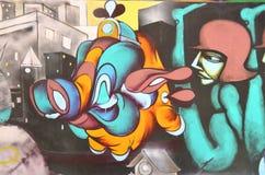 Uliczna sztuka Montreal Obraz Stock