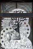 Uliczna sztuka Montreal Zdjęcia Stock