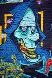 Uliczna sztuka Montreal Zdjęcie Stock
