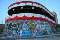 Uliczna sztuka w Tel Aviv zdjęcie stock