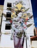 Uliczne grafitowe sztuki zdjęcie stock