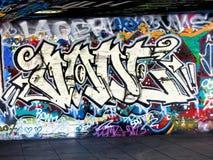 Uliczni graffiti Fotografia Royalty Free