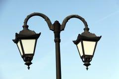 Uliczni lampiony Obraz Royalty Free