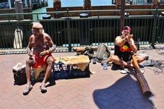 Uliczni muzycy w Sydney Obraz Stock