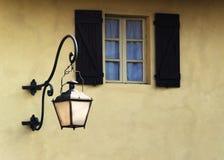 uliczny światło okno Fotografia Royalty Free