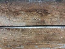 Uliczny Drewniany tekstury tło, drewniane deski, pojęcie biurko lub drzwi, zdjęcie stock