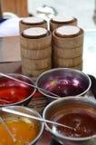 Uliczny jedzenie w Chiny Fotografia Royalty Free