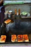 Uliczny jedzenie w Chiny Obrazy Stock