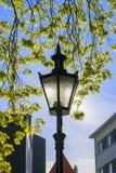 Uliczny lampion Fotografia Royalty Free
