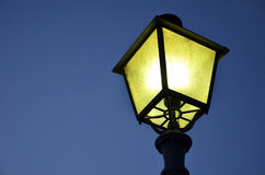 Uliczny lampion Obraz Stock