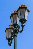 uliczny lampost streetlight kolekcja Obraz Stock