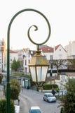 Uliczny lamppost Zdjęcia Royalty Free