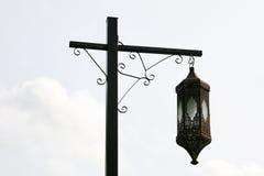 Uliczny lamppost Zdjęcie Stock