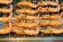Uliczny owoce morza w Aisa Zdjęcie Royalty Free