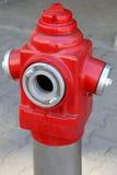 Uliczny pożarniczy hydrant Zdjęcie Royalty Free