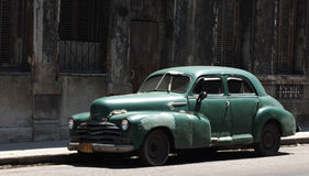 Uliczny samochód Obrazy Stock