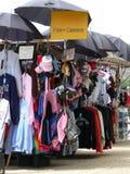 uliczny sprzedawca Zdjęcie Stock