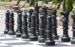 Uliczny szachy Obraz Stock