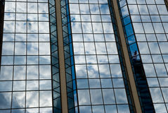 Uliczny widok, puszka miasteczko, Toronto, Ontario, Kanada Obraz Stock