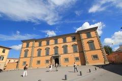 Uliczny widok w Pisa, Włochy Fotografia Stock