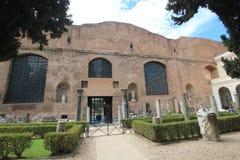 Uliczny widok w Rzym, Włochy Fotografia Royalty Free