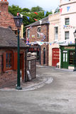 uliczny wiktoriański Zdjęcia Stock