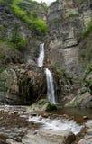 Ulim waterfall, DPRK (North Korea) Royalty Free Stock Image