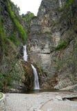 Ulim waterfall, DPRK (North Korea) Stock Photos