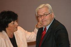 Ulla Schmidt, Frank Walter Steinmeier Royalty Free Stock Image