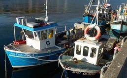 Ullapool,西部苏格兰 免版税库存照片