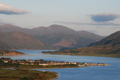 Ullapool Royalty Free Stock Photo