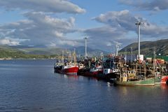 Ullapool Royalty Free Stock Photography
