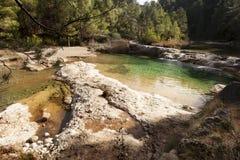 Ulldemó river Stock Images