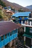 Ulleri, Непал Стоковое Фото