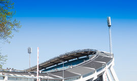 Ullevi football stadium Royalty Free Stock Images