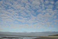 Ulliga moln Arkivbilder
