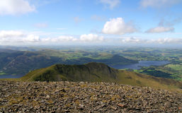 Ullock Pike. Lizenzfreie Stockfotos
