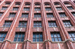 Ullsteinhaus, Berlin, Germany Stock Photos