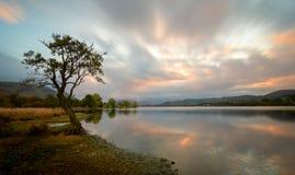 Ullswater, περιοχή λιμνών Στοκ εικόνα με δικαίωμα ελεύθερης χρήσης