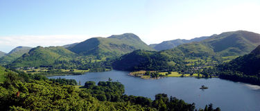 Ullswater. In the Lake District, UK Stock Image