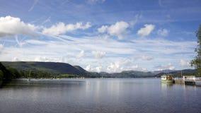 Ullswater fotografía de archivo libre de regalías