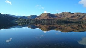 Ullswater Photographie stock