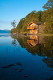 Ullswater Boathouse Stock Photo