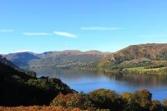 Ullswater, distretto inglese del lago, Cumbria immagine stock