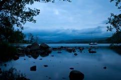 Ullswater, distrito do lago Foto de Stock Royalty Free