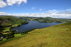 Ullswater Royalty Free Stock Images