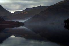 Ullswater lake. Lake district, cumbria, uk royalty free stock photography